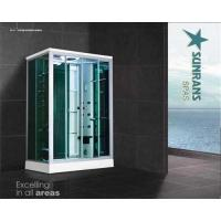 Buy cheap Computerized steam shower room,steam room from wholesalers
