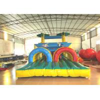 Buy cheap Classic Inflatable Obstacle Course Inflatable Obstacle Course Outdoor Games from wholesalers