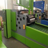 Wholesale Mitsubishi Motor Paper Rewinder Machine For Cutting Soft Temper Material from china suppliers