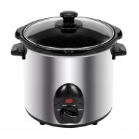 China 3.0L stainless steel slow cooker on sale