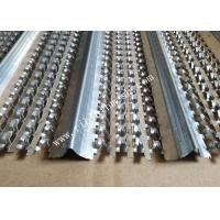 Buy cheap 3.39kgs / M2 0.4mm High Ribbed Formwork 20mm Rib Height 2.5m Length For Construction from wholesalers