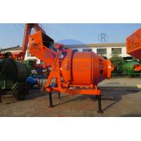 Wholesale High Mixing Efficiency 1 Bag JZC300 Concrete Mixer, Durable Electric Construction Machinery from china suppliers