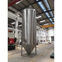 Jacketed Stainless Steel Beer Making Equipment For Brewing Institute / Bar / Brewery Manufactures