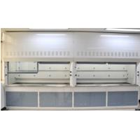 Buy cheap Fashion Design Lab Exhaust Hood , Waterproof LCD Display Chemical Vent Hood from wholesalers
