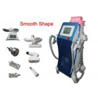 Buy cheap Portable Multifunction Lipo Massage Machine , Cryo Fat Melting RF Beauty Equipment from wholesalers