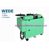 Buy cheap AC Motor Stator Insulation Paper Inserting Machine Mechanical Model No Damage from wholesalers