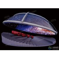 Wholesale Dynamic Dome Movie Theater For Major Scenic Spots / Museums / Planetariums from china suppliers