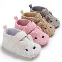 Buy cheap Cute 2019 Cotton fabric Animal mice 0-2 years prewalker infant shoes from wholesalers