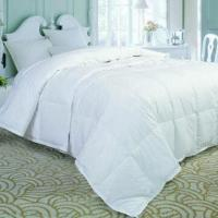 Buy cheap White Duck Down Quilt, Suitable for Home and Hotel from wholesalers