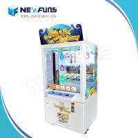 Buy cheap Golden Key Gift Vending Machine NF-P23, Game Vending Machines On Sale,Coin Operated Games from wholesalers