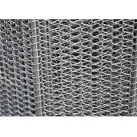 Wholesale 304 316 316L 430 310 Stainless Steel Wire Mesh Conveyor Belt With Chian Alkali Resistant from china suppliers