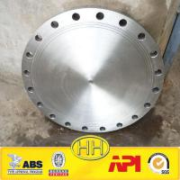 Buy cheap Duplex Forged Steel ASTM A182 F51 Blind Flanges from wholesalers