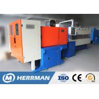 Buy cheap Oil Pump Cable Interlock Cable Production Machines , Al Alloy Cable Interlock Machine from wholesalers