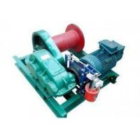 Electric cable Winches with Max. Lifting Load 3.2t