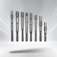 Buy cheap Top Hammer Threaded Shank Adapter For Rock Drill Rig Mining from wholesalers