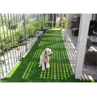 Buy cheap Animal Decorations Synthetic Turf Grass Environment Friendly Material from wholesalers