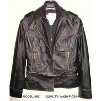 Buy cheap Windproof  popular Fleece Lined softshell Synthetic imitation  leather jackets men from wholesalers