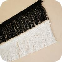 Buy cheap Charming hot selling rayon stretch fringe for dancewear/dresses/skirt from wholesalers