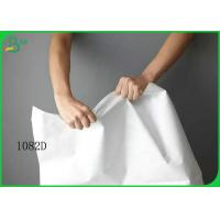Buy cheap Waterproof And Non Tear 1082D Tyvek Laser Printer Paper For Making Book Light from wholesalers