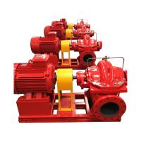Buy cheap 200 gpm 1500 gpm 4 inch 160 hp Electric Motor Water Fire Pump from wholesalers