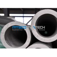 Buy cheap TP316L 1.4404 Seamless Stainless Steel Pipe With Pickling Surface from wholesalers