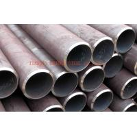 Buy cheap Construction Building Welded Steel Pipe ERW Tube , 1/2 inch - 16 inch from wholesalers