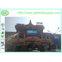 Buy cheap Video Full Color Tube Chip advertising led display board High Refresh Rate from wholesalers