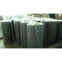 Buy cheap Elastic Sbr Neoprene Rubber Sheet / Roll With Polyester Fabric from wholesalers
