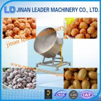Buy cheap Small electric chocolate candy peanut coating machine/sugar coating machine from wholesalers