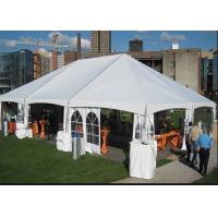 Buy cheap Aluminum Custom Event Tents Outdoor Wedding Canopy For 300 - 500 People from wholesalers