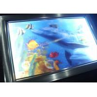 Buy cheap 60x120cm 55W Led Light Wall Panels , Colorful Home Decorative Lights AC85 - 265V from wholesalers