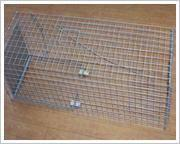 Buy cheap Raccoon/Ferrets Trap Cage from wholesalers