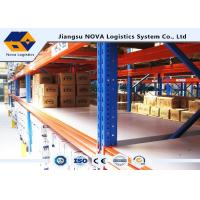 Wholesale Customized Adjustable Pallet Warehouse Racking System For High Capacity Storage from china suppliers