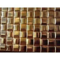 Buy cheap Decorative Metal Architectural Sheets, Decorative Sheet Metal, Decorative Metal Panels from wholesalers