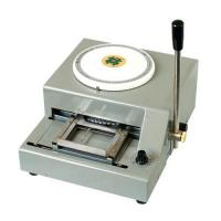 Buy cheap Credit card embosser from wholesalers