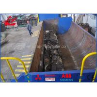 Buy cheap Waste Car Shell Shear Baler Equipment For Car Reyccling Yards , Customize Press from wholesalers