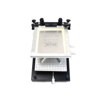 Buy cheap Easy Operate Manual PCB SMT Screen Printing Machine from wholesalers
