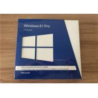 Buy cheap Original Windows 8.1 Pro 64 Bit Sample Available With DVD Key Card from wholesalers