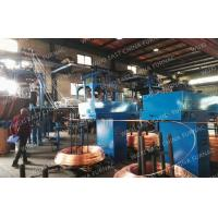 Buy cheap Annnual 5000MT D8-15mm Copper Rod Upcasting Process Oxygen Free Continuous product