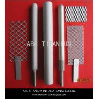 Buy cheap Gr5 titanium anodes for water treatment from wholesalers
