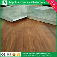 Good Price 5mm Thick Loose Lay PVC Flooring 0.5mm Wear Layer Loose Lay Vinyl Flooring Plan Manufactures