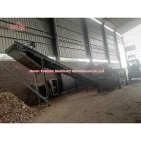 Buy cheap 50HZ Waste particle wood pallet shredder big capacity High Torque Design from wholesalers