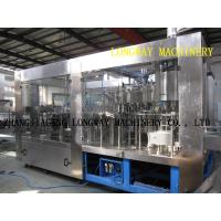 Buy cheap Cold Drink Filling Machine/Aerated Water Bottling Machine from wholesalers