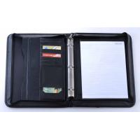 Buy cheap Business PU conference folder with handle from wholesalers