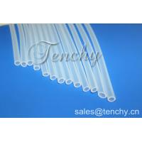 Soft Medical Grade Silicone Tubing Aging Resistance , Low Temperature Resistance