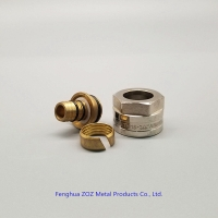 Buy cheap Manifold Compression Pex Adapter 16 x 2 mm , from wholesalers