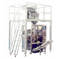 Full automatic vertical bag packing machine Vertical bag The packing unit Manufactures