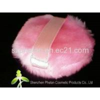 China Long Velour Puff on sale