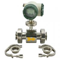 Buy cheap Industrial Electromagnetic Sanitary Flow Meter For Disposal Water from wholesalers