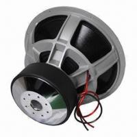 Buy cheap Car Speaker, Maximum Power of 10,000W, Powerful Subwoofer from wholesalers